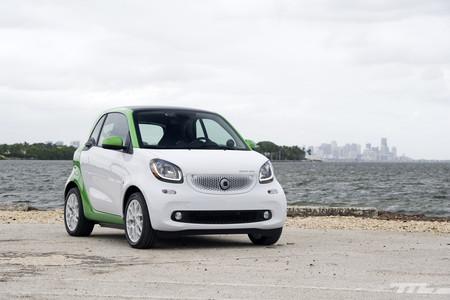smart fortwo Electric Drive, toma de contacto