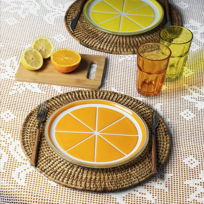 Fragil L O Naranja Y Limon