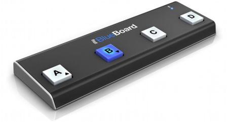 iRig BlueBoard, el pedal de guitarra inalámbrico y amigo del iPad