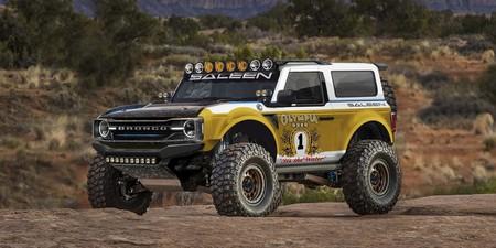 Saleen Bronco, el SUV que planea conquistar la Baja 1000