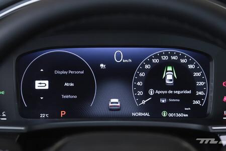 Honda Civic 2022 Opiniones Prueba Mexico 21