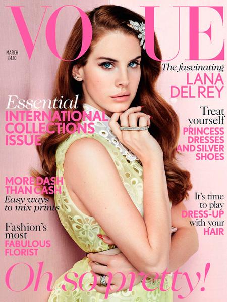 Vogue también se rinde ante Lana del Rey