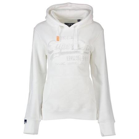 Dressin nos ofrece la sudadera con capucha Superdry Vintage Logo Emboss Entry Hood por 32,45 euros con envío gratis