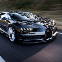 Julio es el mes de los recalls y ahora toca turno al Bugatti Chiron