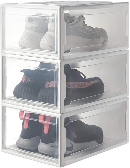 Cajas de zapatos con descuentos