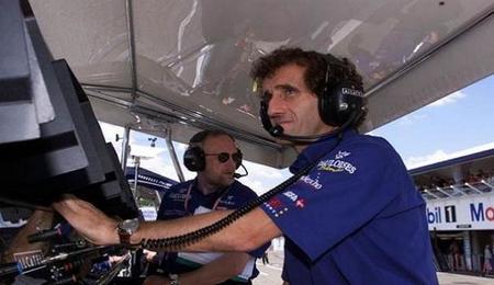 El AP03: El suplicio de Alain Prost