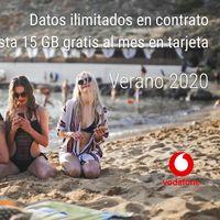 Vodafone regala este verano datos ilimitados o Tidal HiFi en contrato y hasta 15 GB al mes en prepago