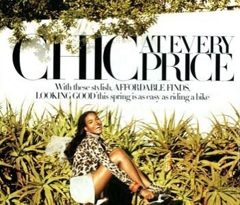 El estilo chic de moda esta Primavera-Verano 2010: prendas para vestir de Zara, Mango, H&M o Blanco