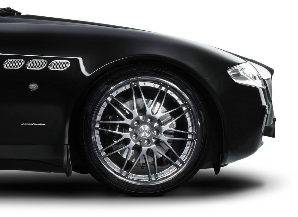 Foto de Maserati Quattroporte by Novitec (5/5)