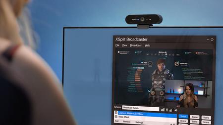 Mejora la calidad de tus videollamadas con la webcam Logitech Brio 4K, ahora por menos de 200 euros en los PcDays de PcComponentes