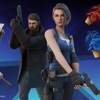 Jill Valentine y Chris Redfield de Resident Evil llegan a Fortnite gracias al evento de Halloween