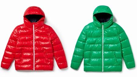 Benetton Nos Protegera Del Frio Y Al Planeta Del Del Plastico Con Su Chaqueta Puffer De Materiales Reciclados 02