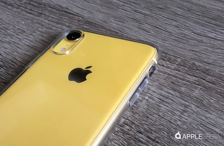 Funda Transparente Iphone Xr