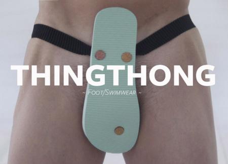 ThingThong: la chancla tanga
