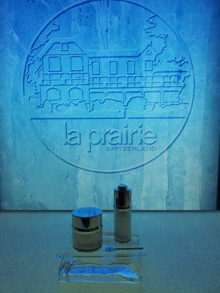 """La Prairie nos sube a la cima del mundo para presentarnos su nueva línea """"Cellular Swiss Ice Crystal"""""""
