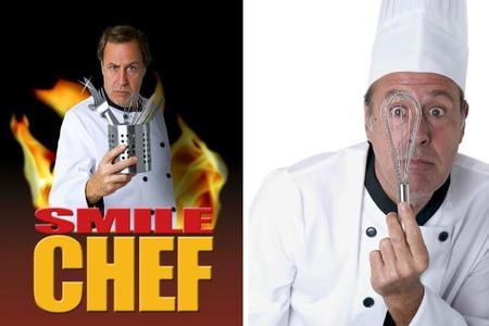 Los monólogos moleculares de Smile Chef. La cocina entra en el teatro