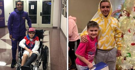 Un adolescente le regala su nueva PS5 a su vecino de 10 años recién operado de un tumor cerebral: un gesto de buen corazón