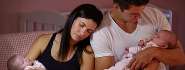 Cómo mejorar la cantidad y calidad de sueño de los padres cuando tienen un bebé