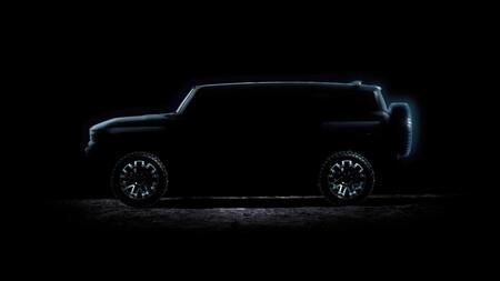 El nuevo GMC Hummer eléctrico prepara una versión SUV, y ya tiene fecha de lanzamiento