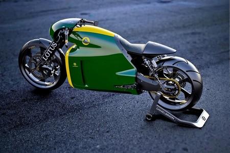 Lotus C 01 Verde