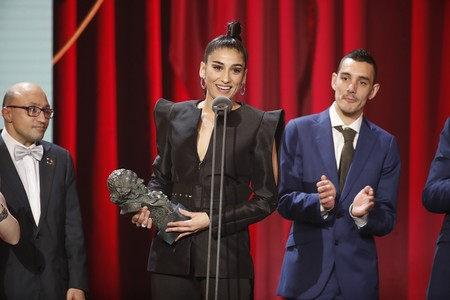 Carolina Yuste gana Goya a Mejor actriz de reparto
