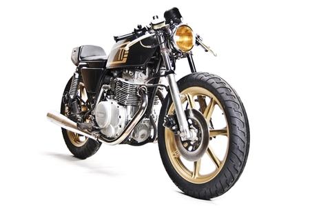 Yamaha Moto Hangar
