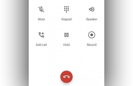 Google ya estaría probando la grabación de llamadas de Android