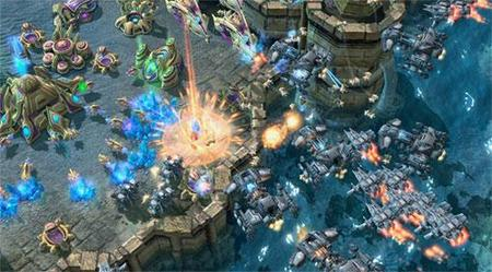 Blizzard no descarta llevar 'Starcraft II' a consolas