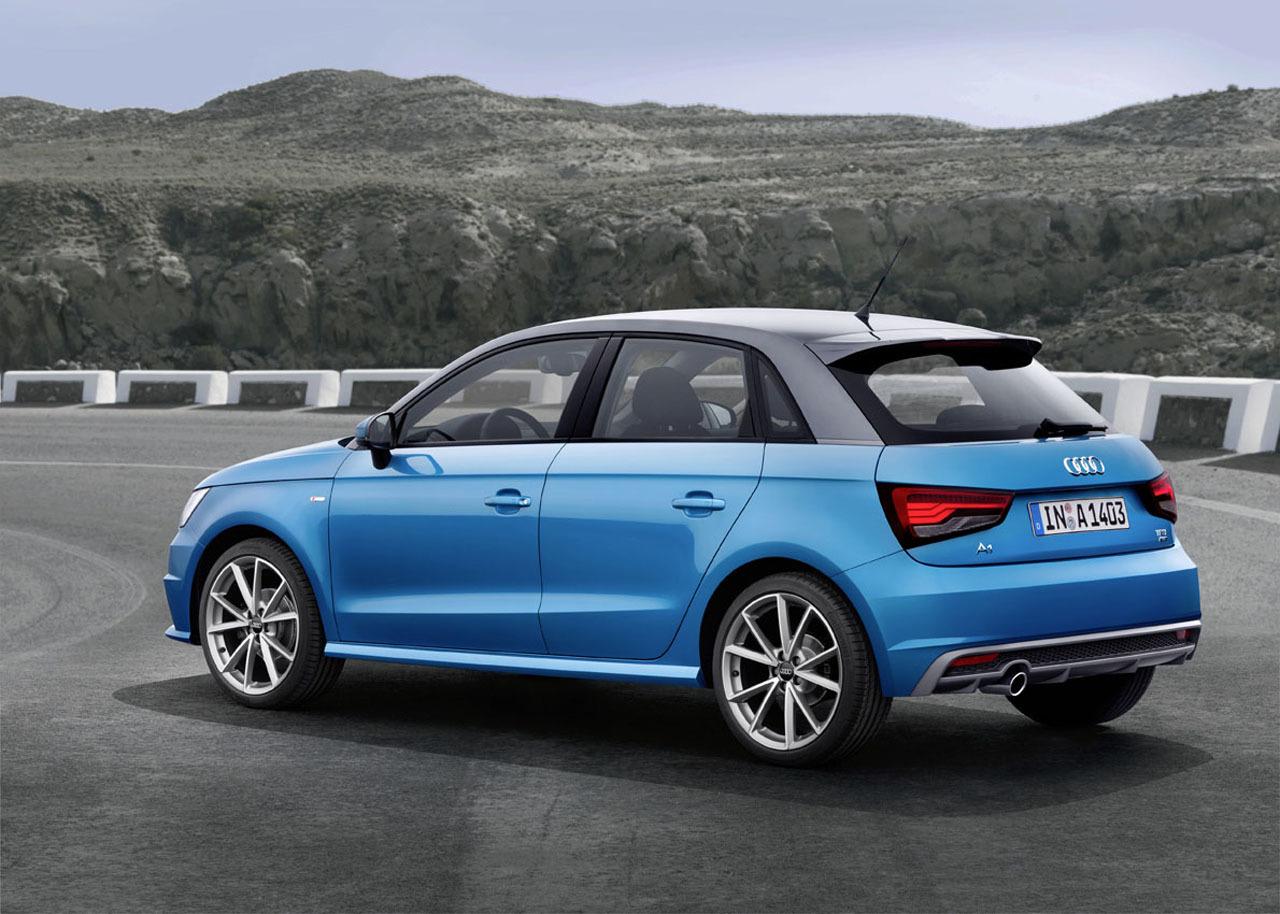 Foto de Audi A1 2015 (50/59)