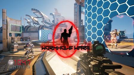 Wormhole Wars, un FPS que fusiona Halo y Portal en un mismo juego, se deja ver en un gameplay de 19 minutos