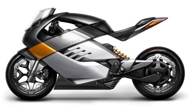 Vectrix VX-3 Superbike eléctrica