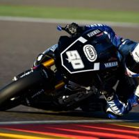 El Pata Yamaha Official WorldSBK Team continúa progresando adecuadamente
