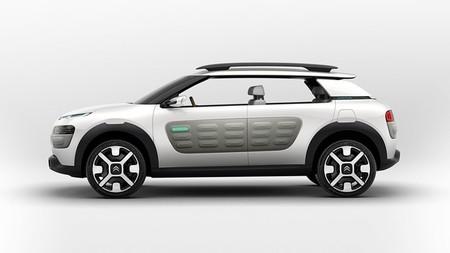 Citroën Cactus, el prototipo que anticipa el futuro de los Citroën C
