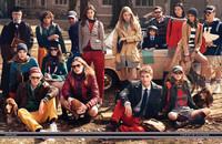Campaña de Tommy Hilfiger para el Otoño-Invierno 2013/2014: todos a la universidad