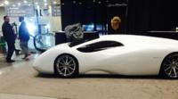 Lyons Motors LM2 Streamliner: no estuvo en la apertura del Salón de Nueva York, pero ¿a propósito?