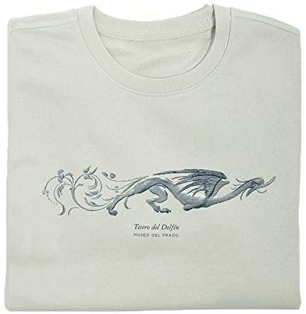 Sudadera Museo Del Prado Tesoro Del Delfin
