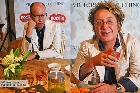 Victorio & Lucchino y Nocilla