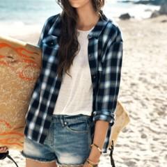 Foto 1 de 14 de la galería surfer-girl-mango en Trendencias