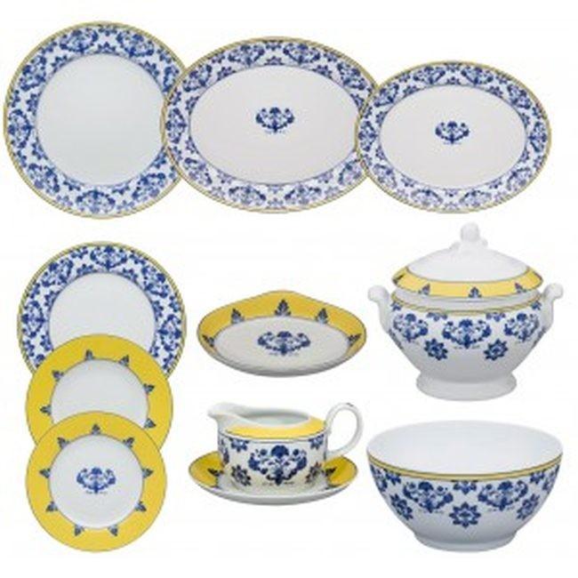 Vista alegre la porcelana de lujo portuguesa - Vajilla vista alegre ...