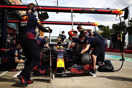 Perez Imola F1 2021 2