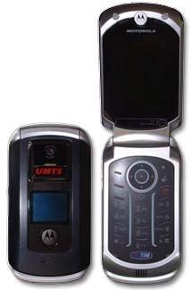 Motorola RAZR V3c para el próximo mes