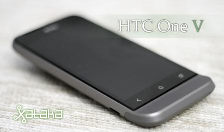 HTC One V, análisis