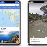 Google Street View se actualiza y ya es compatible con la pantalla del iPhone X