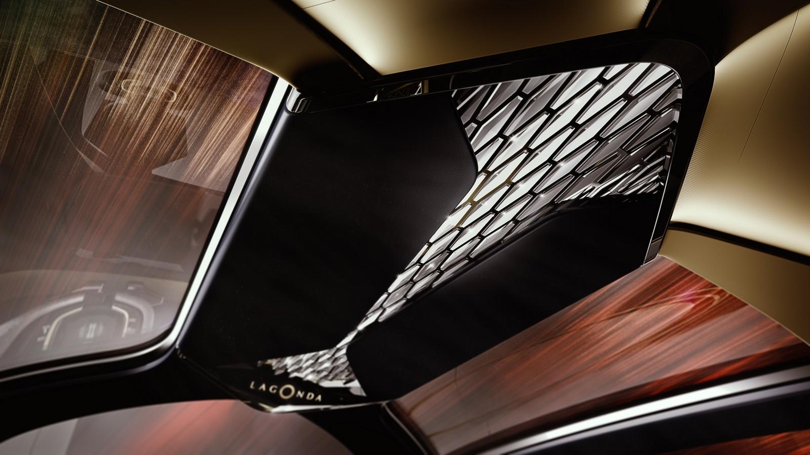 Foto de Lagonda Vision Concept (22/23)