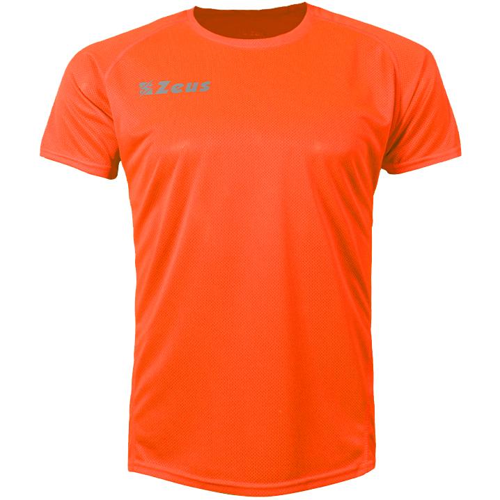 Zeus Fit Camiseta de entrenamiento naranja