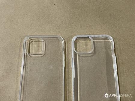 Echamos un vistazo a unas supuestas fundas para iPhone 13 y su gigantesco agujero para las cámaras