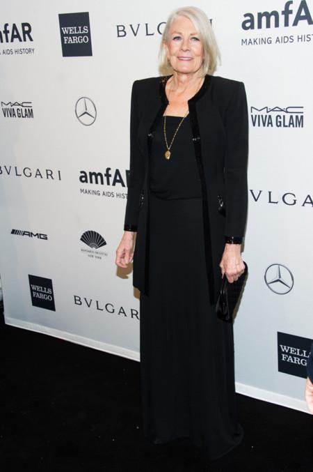 Vanessa Redgrave amfAR 2014