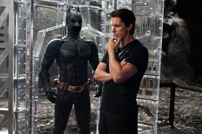 Christian Bale como Bruce Wayne/Batman