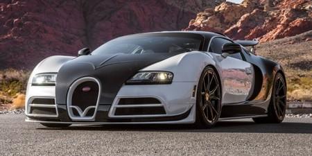 Rentar este Bugatti Veyron por un día te costará lo que un KIA Sportage SXL nuevo