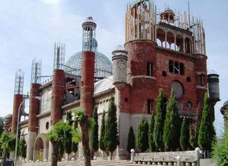 Catedral de Mejorada del Campo.
